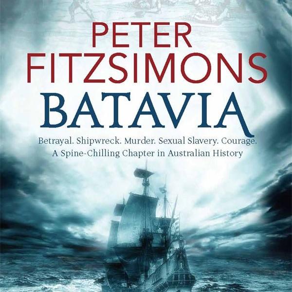 Book Cover of Batavia by Peter FitzSimons